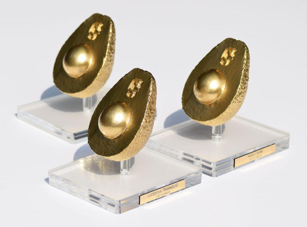 Golden Avocado Award - 3D printing