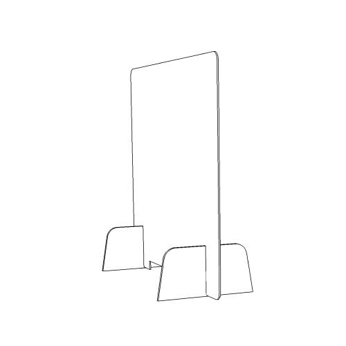 Parasputi en plexiglas