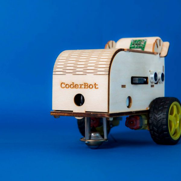 CoderBot robot case