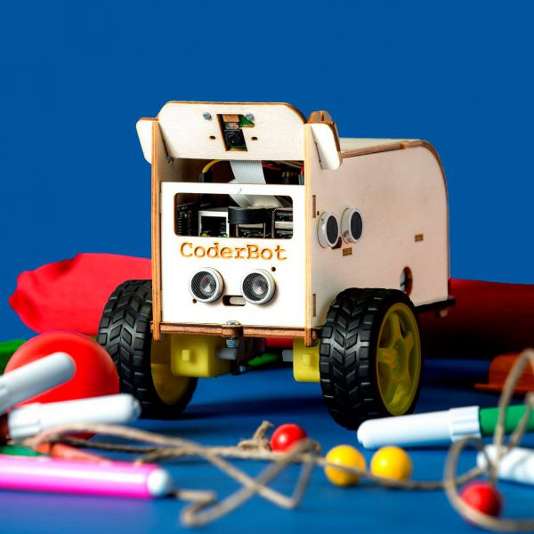 CoderBot educational robot