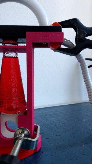 Dima produzione lampade Campari Soda